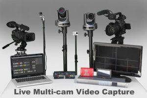Live Multi-cam Recording by Hawkeye Films