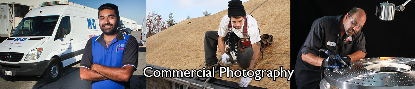Commercial and business photography by Hawkeye Films for Kitchener, Waterloo, Cambridge, Toronto and Ontario