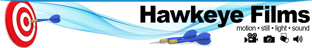 Hawkeye Films - Digital Marketing | Business Promotion | Advertising | Kitchener-Waterloo Logo