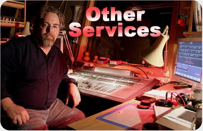 David Delouchery of Hawkeye Films provides a variety of production services for a variety of diverse business customers