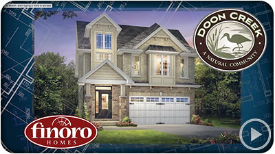 Finoro Homes- Woodstock Ontario Residential Development Promotional Video