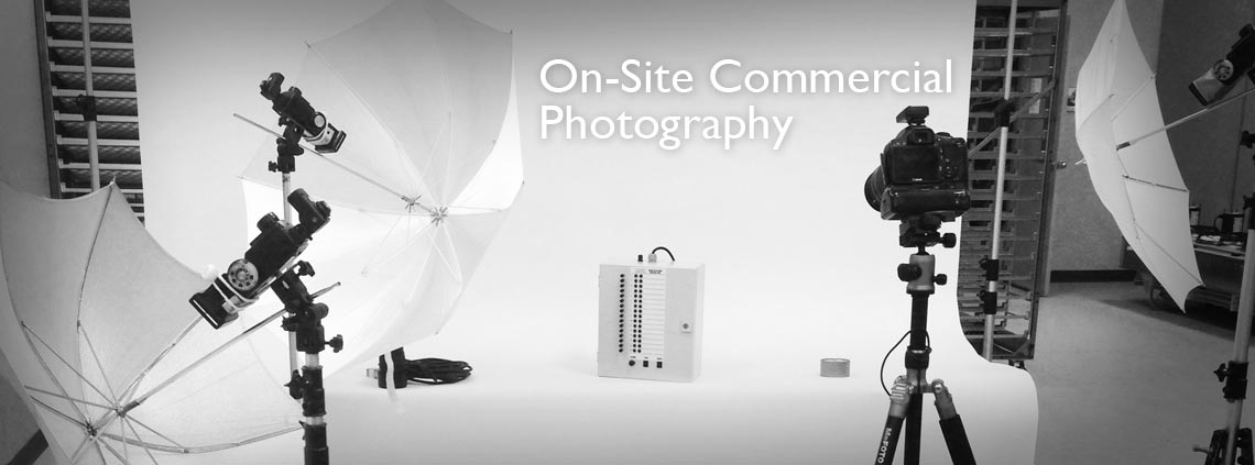 Commercial & Business Photography Services by Hawkeye Films