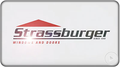 A window manufacturer promo video for Strassburger Windows and Doors