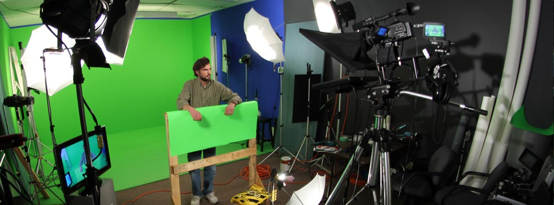 Green Screen Video Production by Hawkeye Films for Kitchener, Waterloo, Cambridge, Toronto and all of Southern Ontario