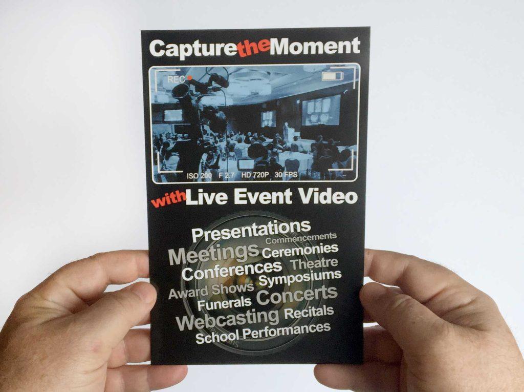 Bi-fold Brochure Handout - Print Media