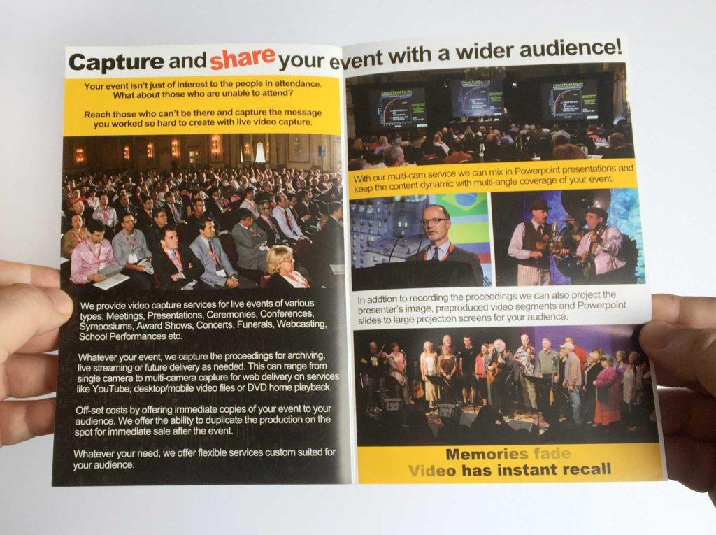 Bi-fold Brochure Handout