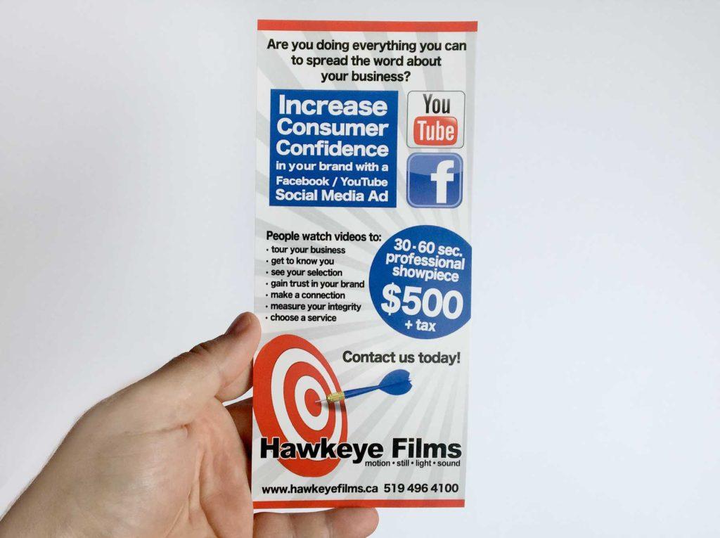 Promotional Brochure - Print Media