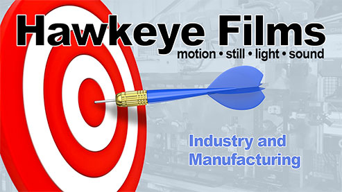 Hawkeye Films - Industrial and manufacturing Videos - High Quality Video Production for Kitchener, Waterloo, Cambridge, Toronto, Southern Ontario, Canada
