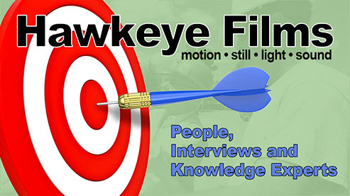 Hawkeye Films - People, bring your videos to life - High Quality Video Production for Kitchener, Waterloo, Cambridge, Toronto, Southern Ontario, Canada