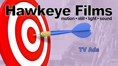 Hawkeye Films - TV Ads - High Quality Video Production for Kitchener, Waterloo, Cambridge, Toronto, Southern Ontario, Canada