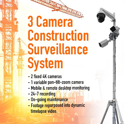 Timelapse Surveillance Camera System