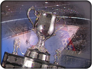 The Memorial Cup trophy by Hawkeye Films for Kitchener, Waterloo, Cambridge, Toronto and all of Southern Ontario