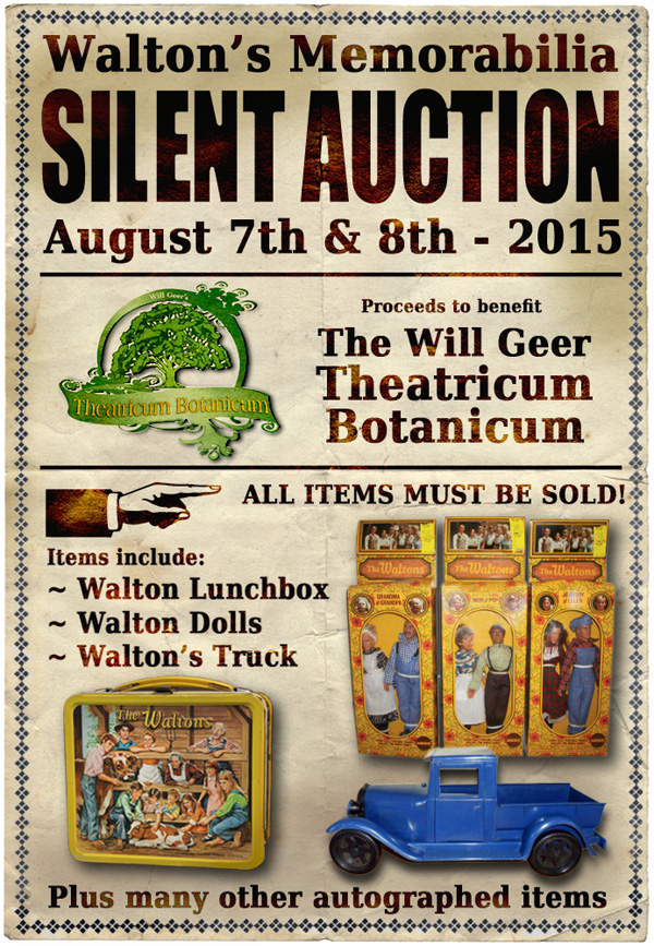 Auction Announcement Ad