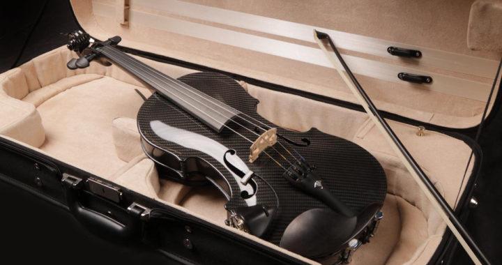 Carbon Fiber Violin